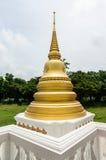 Pagoda in temple Royalty Free Stock Photos