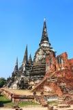Pagoda thaïe Photos stock