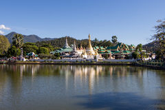 pagoda Thaïlande Image libre de droits