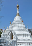 Pagoda thai lanna Stock Photography