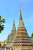 Pagoda of Thai s Temple Royalty Free Stock Image