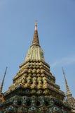 Pagoda. Thai style pagoda in the temple Royalty Free Stock Photos
