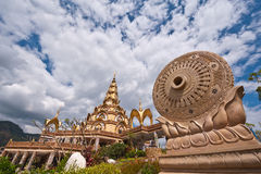 Pagoda in Thailand Royalty Free Stock Photos