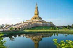 pagoda thailand Royaltyfri Foto