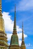 pagoda thailand Fotografering för Bildbyråer