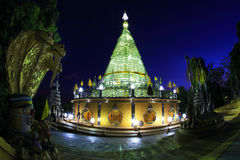 Pagoda in Thailand Stock Images