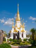 Pagoda in Thailand Royalty Free Stock Photography