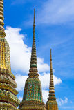 Pagoda in thailand Stock Image