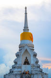 Pagoda of thailand Stock Photo
