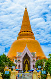 Pagoda of thailand Stock Images