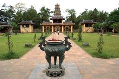 Pagoda Thien MU Image libre de droits