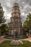Pagoda Tien Mu (Вьетнам) Стоковая Фотография