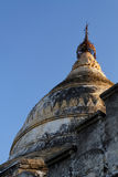 Pagoda top in Bagan Stock Photos