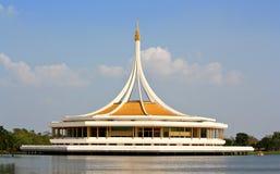 Pagoda, torre de Tailandia Fotos de archivo libres de regalías