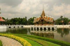 Pagoda, torre de Tailandia Foto de archivo libre de regalías