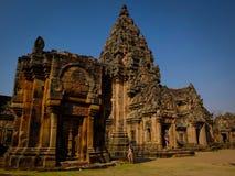 Pagoda, torre de Tailandia Imagen de archivo libre de regalías