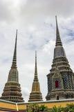 Pagoda trois exquise Photographie stock libre de droits