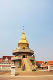 The pagoda of  Udon Thani Royalty Free Stock Photos