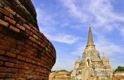 Pagoda vieja Foto de archivo libre de regalías