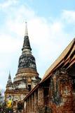 Pagoda vieja Imagen de archivo libre de regalías