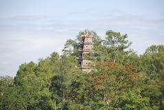 pagoda vietnam Fotografering för Bildbyråer