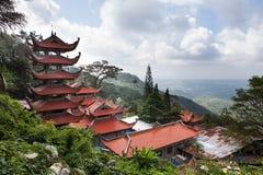 pagoda vietnam Royaltyfria Foton