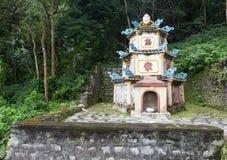 Pagoda in Vietnam. Stock Photos