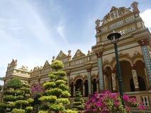 Pagoda vietnamita Immagini Stock