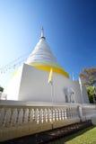 Pagoda w tajlandzkiej świątyni Obraz Royalty Free