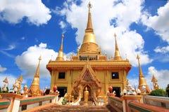 Pagoda w Thailand świątyni Zdjęcie Stock