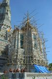Pagoda at Wat Arun Royalty Free Stock Photo
