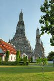 Pagoda at Wat Arun Stock Photos
