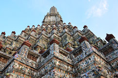 Pagoda of Wat Arun Stock Photo