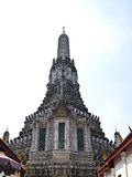 Pagoda in the Wat Arun , Bangkok Royalty Free Stock Image