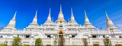 Pagoda at Wat Asokaram, Thailand Royalty Free Stock Image