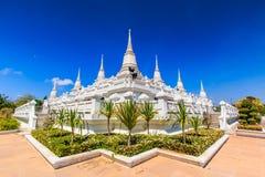 Pagoda at Wat Asokaram, Thailand Stock Photo
