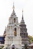 pagoda in wat banden chiangmai Thailand Stock Photo