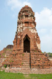 Pagoda at Wat Chaiwattanaram Temple, Ayutthaya, Th Stock Photos