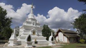 Pagoda of Wat Chan temple sunglasses temple, Chiang mai