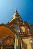 Pagoda of Wat pha sorn kaew  Stock Photos