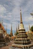 Pagoda at Wat Pho Royalty Free Stock Image
