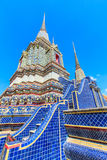 Pagoda at Wat Pho Stock Image