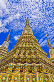 Pagoda at Wat Pho Stock Images