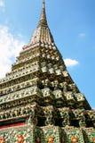 Pagoda a Wat Pho Immagini Stock