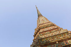 Pagoda at Wat Pho Stock Image