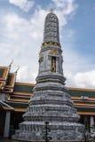 Pagoda is in Wat Pho Bangkok Thailand Royalty Free Stock Images