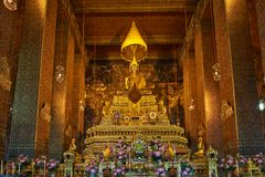 Pagoda, Wat Pho Stock Photo