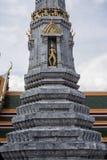 Pagoda is in Wat Pho Bangkok Thailand Stock Images