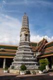 Pagoda is in Wat Pho Bangkok Thailand Royalty Free Stock Photo