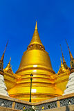 Pagoda at Wat Phra Kaew Stock Photography